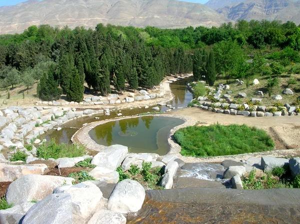 باغ گیاهشناسی ملی ایران National Botanic Garden of Iran