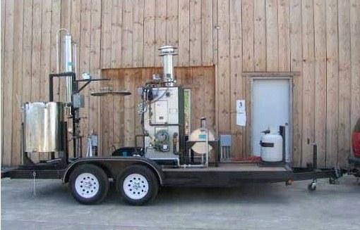 دستگاه اسانس گیری Distillation