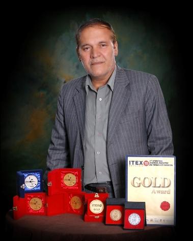 دکتر امرالله احمدی - مخترع داروی گیاهی ضد سرطان
