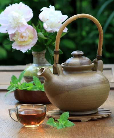 دمنوش چای تی بگ