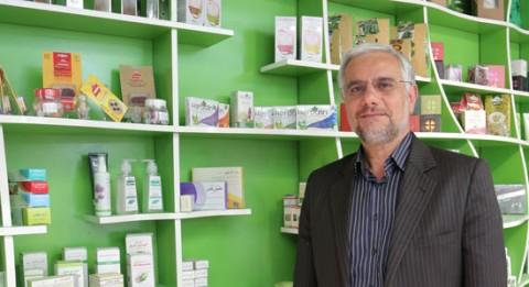 دکتر محمدحسن عصاره دبیر ستاد گیاهان دارویی و طب سنتی