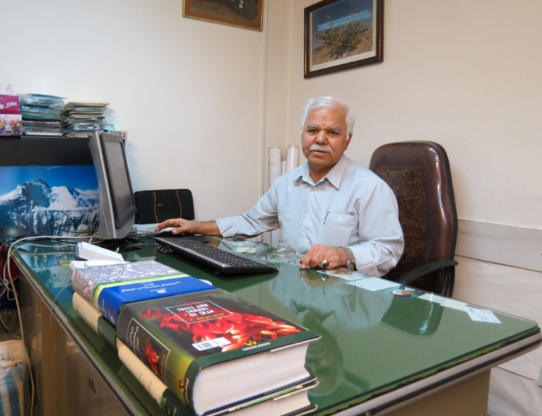 دکتر ولی الله مظفریان Dr Mozaffarian