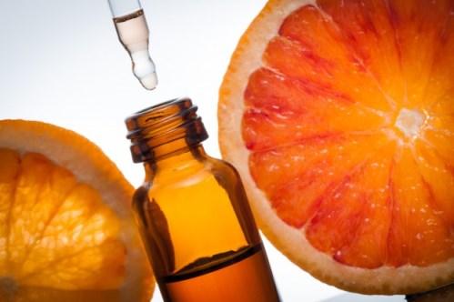 اسانس مرکبات پرتقال لیمو فشردن سرد