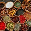 گیاهان دارویی ادویه رنگی آفریقا