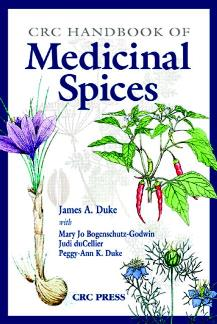 Handbook Of Medicinal Spices کتاب ادویه های دارویی