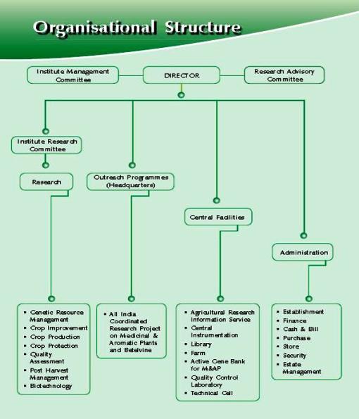 اداره تحقیقات گیاهان دارویی و معطر هند 2