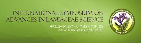 lamiaceae symposium