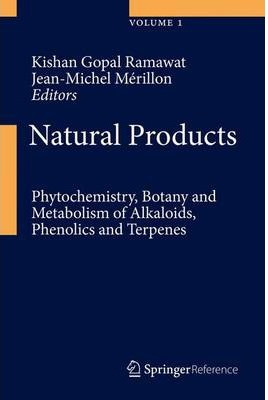 کتاب ترکیبات طبیعی (فیتوشیمی، گیاهشناسی و متابولیسم آلکالوئیدها، ترکیبات فنولیک و ترپنوئیدها)