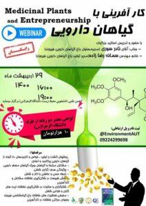 کارآفرینی با گیاهان دارویی